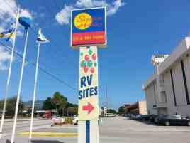 Sunshine Holiday RV Resort in Fort Lauderdale Florida1