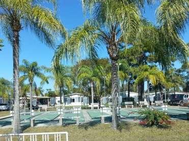 Swan Lake Village & RV Resort in Fort Myers Florida2