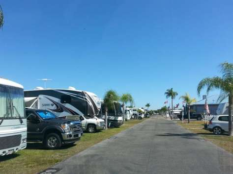 Tamiami Village & RV Park in North Fort Myers Florida5