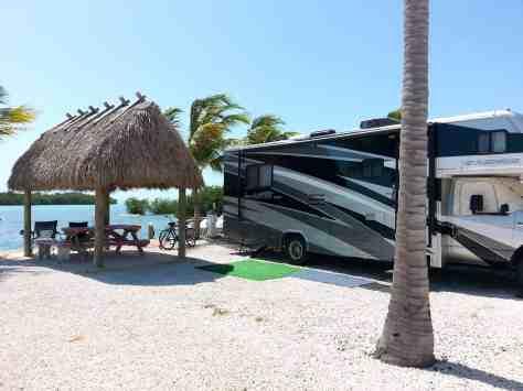 The Fish Camp at Geiger Key Marina & RV Park in Key West Florida 2