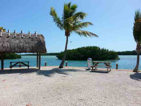 The Fish Camp at Geiger Key Marina & RV Park in Key West Florida 3