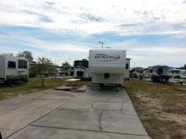 Three Lakes RV Resort in Hudson Florida1