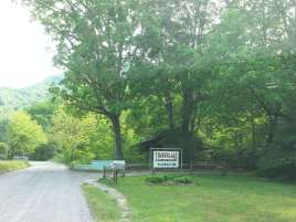 Timberlake Campground in Whittier North Carolina1