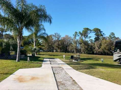 Torrey Oaks RV & Golf Resort in Bowling Green Florida4