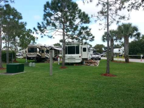 Treasure Coast RV Park & Campground in Fort Pierce Florida2