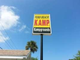 Vero Beach Kamp RV Park in Sebastian Florida1