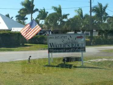 Water's Edge Motor Coach & RV Resort in Okeechobee Florida1