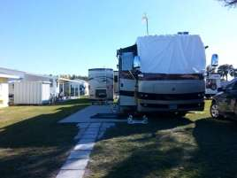 Whisper Creek RV Resort in Labelle Florida2