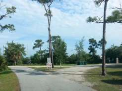 Wickham Park Campground in Melbourne Florida7