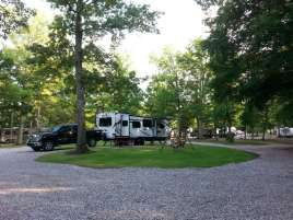 Williamsburg KOA Resort in Williamsburg Virginia1