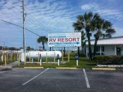 Winter Paradise Hudson Florida Rv Park Campground