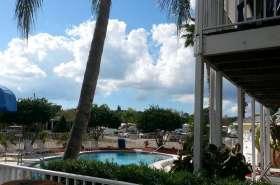 Winter Quarters Manatee RV Resort in Bradenton Florida Pool