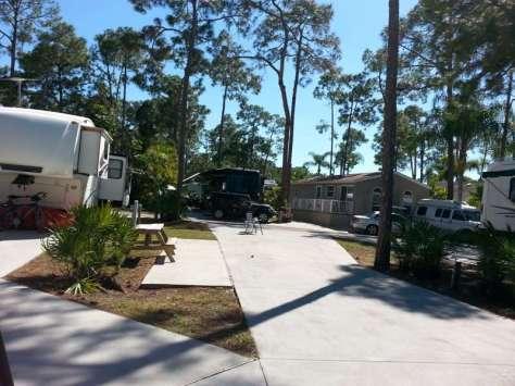 Woodsmoke Camping Resort in Fort Myers Florida3