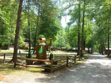 Yogi Bear's Jellystone Park Camp Resort Cherokee in Cherokee North Carolina2