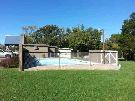Andrew's Landing RV Park in Branson Missouri Pool Area