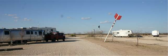 Comanche Land RV Park In Fort Stockton Texas TX