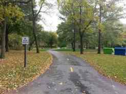 Baker Park Campground in Maple Plain Minnesota Bike Trail