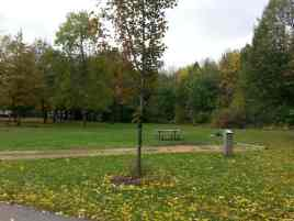 Baker Park Campground in Maple Plain Minnesota Hookup Site