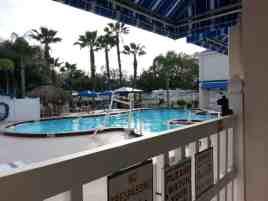 Bay Bayou RV Resort in Tampa Florida Pool