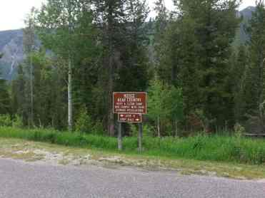 beaver-creek-campground-warning