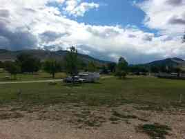 Big Horn Mountain Campground in Buffalo Wyoming Short term sites