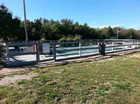 Branson Stagecoach RV Park in Branson Missouri Pool Area