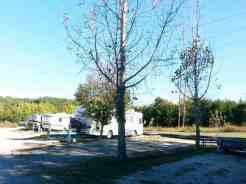 Branson Stagecoach RV Park in Branson Missouri Pull thrus