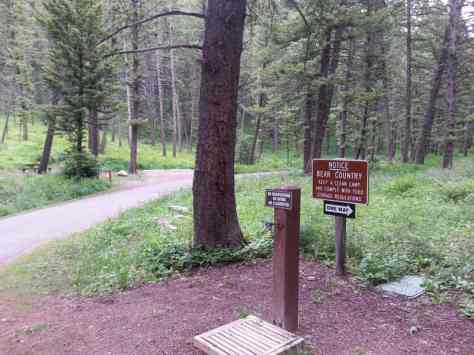 cabin-creek-campground-west-yellowstone-water