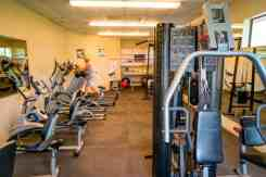 Caliente Springs RV Resort in Desert Hot Springs California Gym