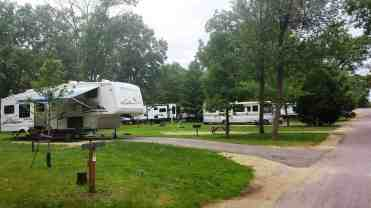 christmas mountain village rv campground wisconsin dells 07 - Christmas Village Wisconsin Dells