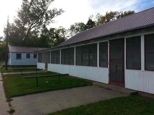 Codington County Memorial Park in Watertown South Dakota rec room