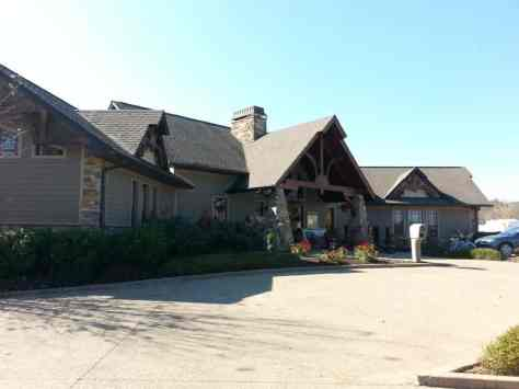 Cove Creek RV Resort in Sevierville (Wears Valley) Tennessee Office