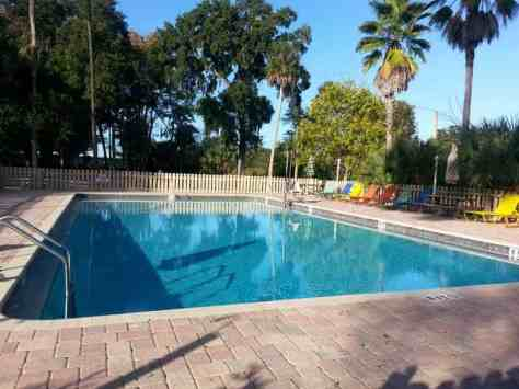 Daytona Beach KOA in Port Orange Florida Pool
