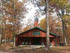Deer Run RV Resort in Crossville Tennessee Chapel