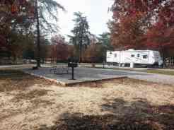 Deer Run RV Resort in Crossville Tennessee Pull Thru