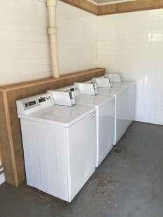 Diamond Caverns RV Resort & Golf in Park City Kentucky Laundry