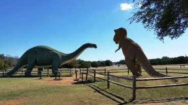 Dinosaur Valley State Park Campground Glen Rose, Texas ...