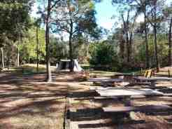 The Campsites at Disney's Fort Wilderness Resort in Lake Buena Vista Florida Group Site