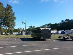 The Campsites at Disney's Fort Wilderness Resort in Lake Buena Vista Florida Trailer Area