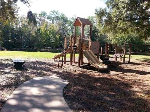 The Campsites at Disney's Fort Wilderness Resort in Lake Buena Vista Florida Playground