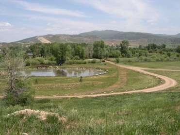 A private Camperworld resort located near Coalville, Utah.