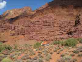 fisher-towers-blm-moab-campground
