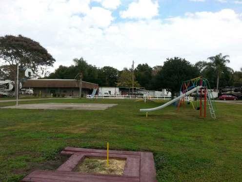 Orlando Winter Garden RV Resort in Winter Garden Florida Playground