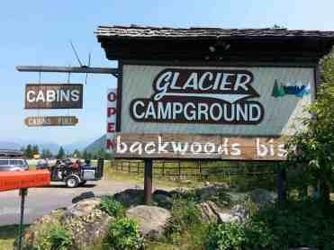 glacier-campground-west-glacier-montana-sign