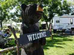 Grandview Camp and RV Park in Hardin Montana Welcome