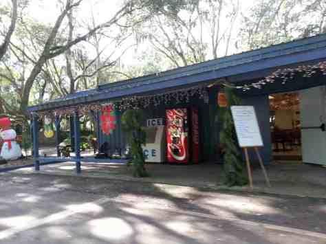 Happy Traveler RV Park in Thonotosassa Florida office