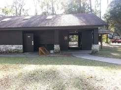 Hillsborough River State Park in Thonotosassa Florida restroom