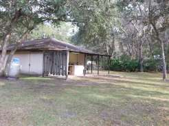 Indian Forest Campground in Saint Augustine Florida Laundry House