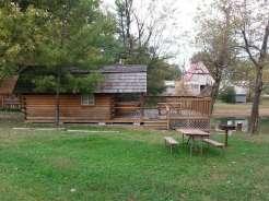 Kentucky Lake / I-24 / Paducah KOA in Calvert City Kentucky Cabin