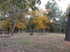 Kentucky Lake / I-24 / Paducah KOA in Calvert City Kentucky Tent Site